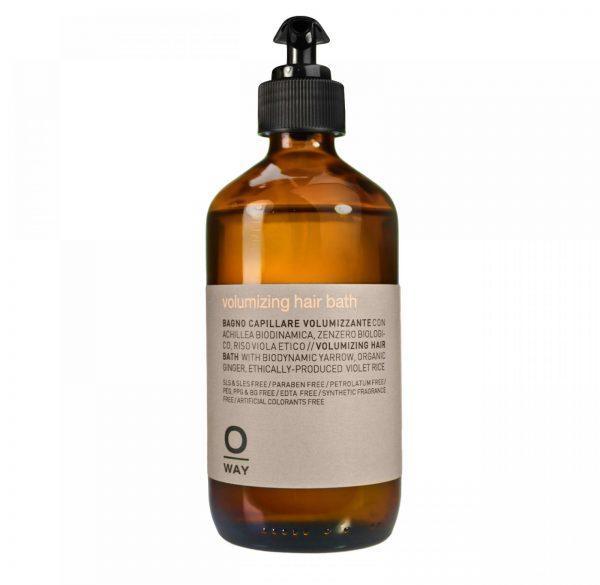 xVolume-Bain capillaire volumisant pour les cheveux fins, dévitalisés et dépourvus de tonus.25 eur